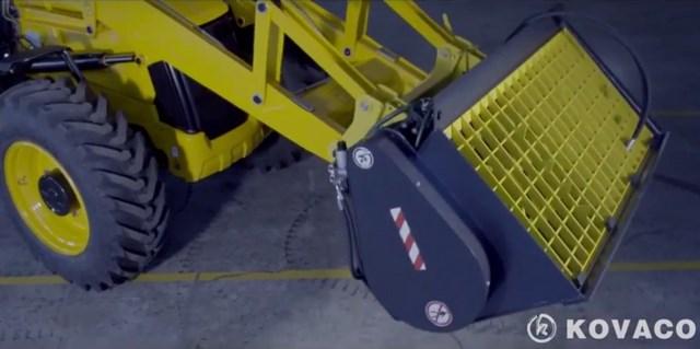 mieszalnik do betonu kovaco