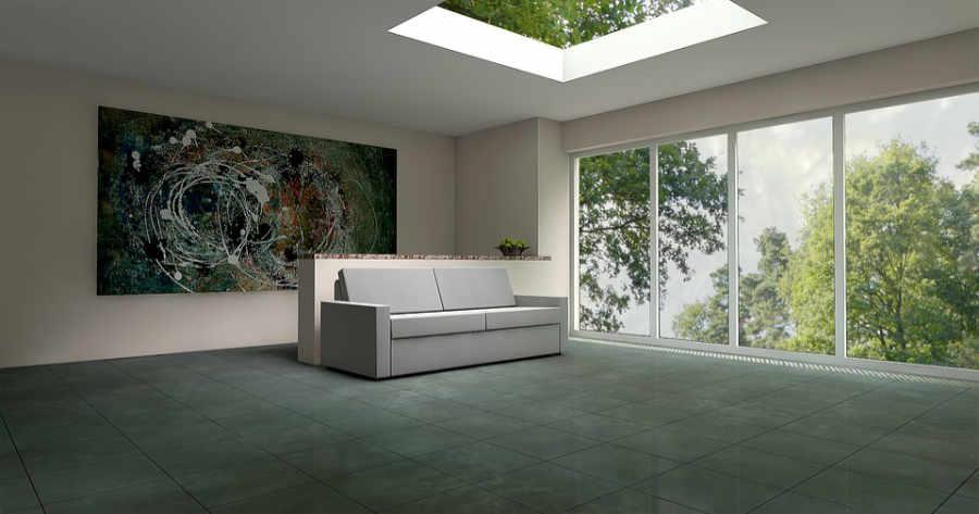 sufit w mieszkaniu